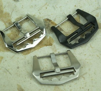 Submarine Buckles Watch Buckle Type 3 Size 22-26 mm.