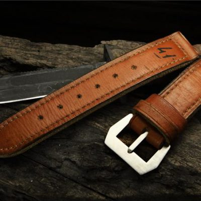 Wotancraft - Premium Cowhide Watch Strap Size 24-26 mm Model ORI-S003