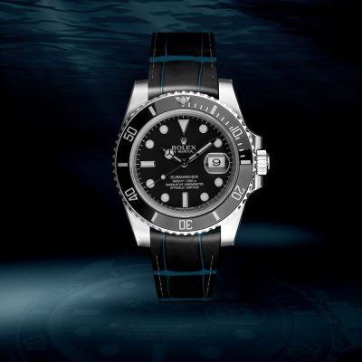 Radium Concept - Premium Alligator Leather Watch Strap Waterproof and sweat model S17