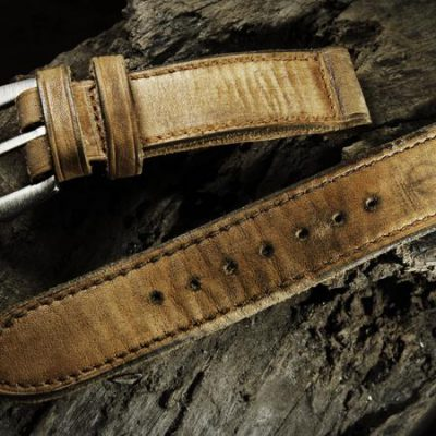 Wotancraft - Premium Cowhide Watch Strap Size 24-26 mm Model ORI-S009