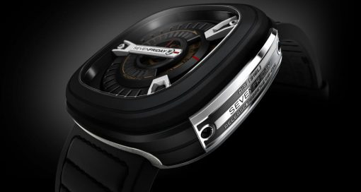 Seven Friday - the most advanced fashion wristwatch model M2-01
