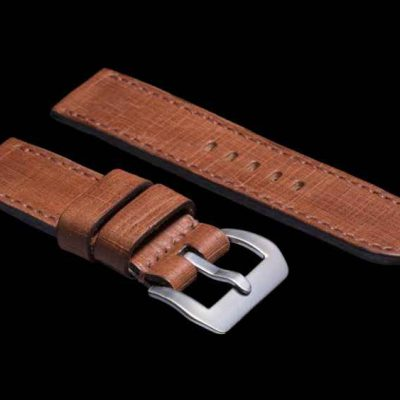 Wotancraft - Premium Cowhide Watch Strap Size 22-24 mm. Model STE006